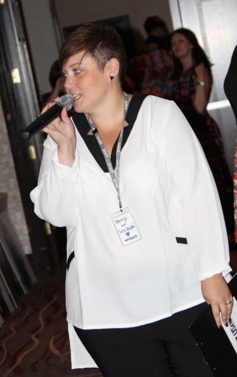 Becky Barnes Public Speaker
