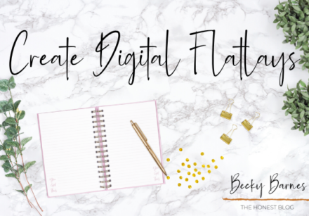 Digital Flatlay