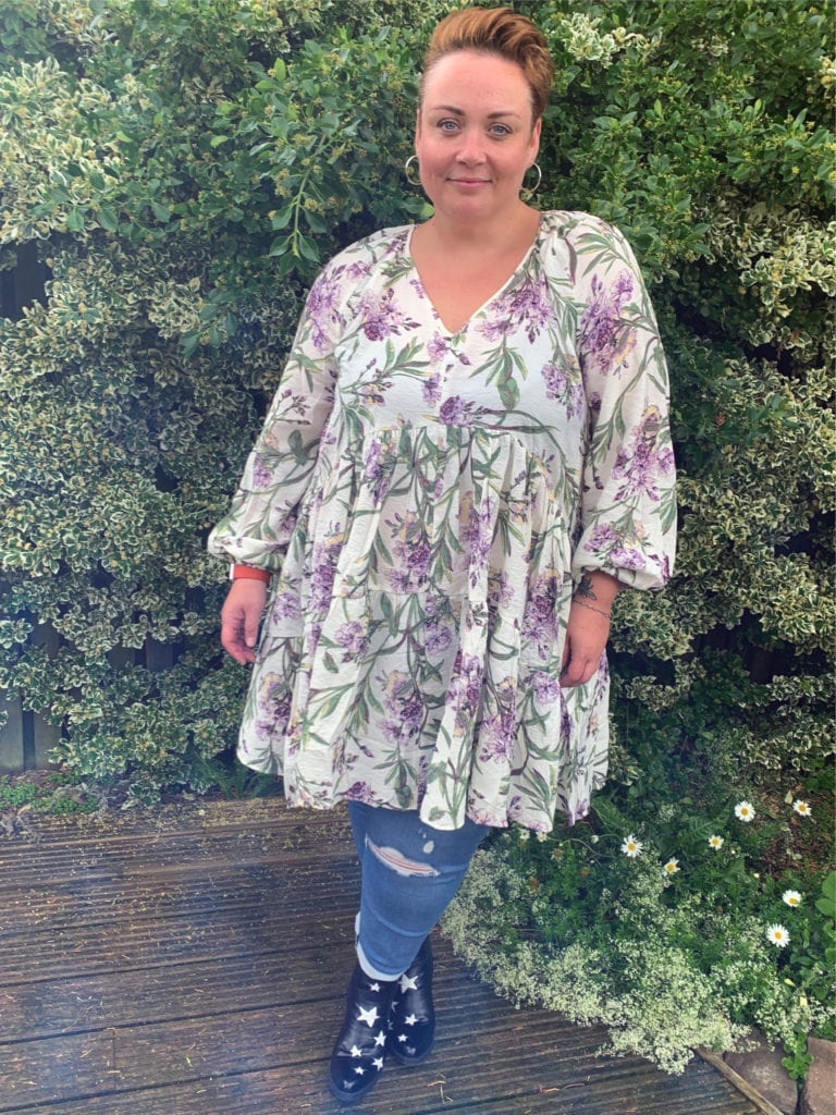 H&M Plus Size Fashion - Becky Barnes Blog