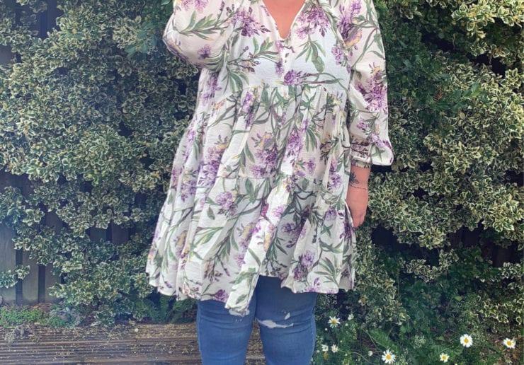 H&M Plus Size Fashion - Becky Barnes Blog