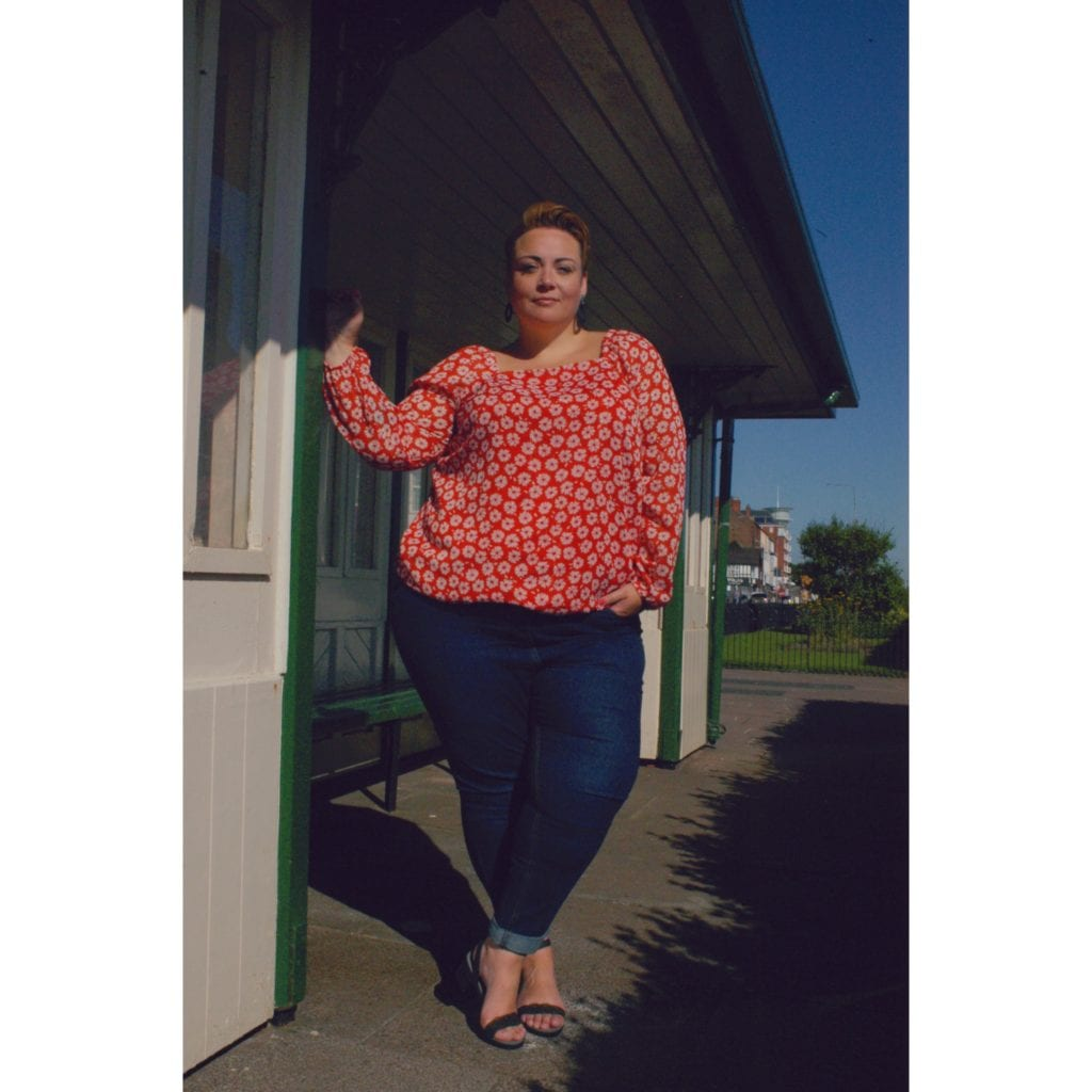 Plus Size Denim | Evans Clothing | Becky Barnes Blog