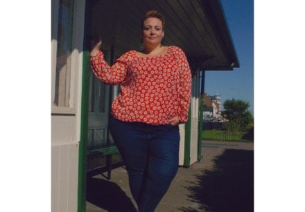 Plus Size Denim | Evans Clothing | Becky Barnes Blog